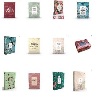Novellix - Julklappstips böcker