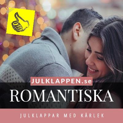Romantiska julklappar & julklappstips - Kärlek 2021