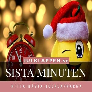Sista minuten julklappar & julklappstips