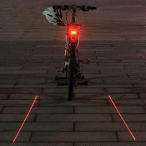 Cool lampa till barncykel - Julklapp barn