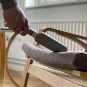 Damm & hårborttagningsborste - Julklappstips städ
