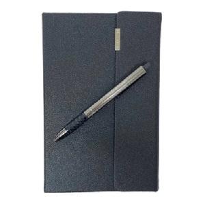 Graverad penna % anteckningsblock - Personliga julklappar