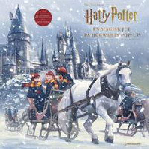 Harry Potter adventskalender - En magisk jul på Hogwarts