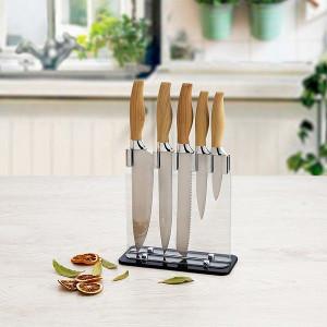Köksknivar & hållare
