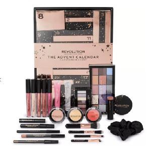 Makeup revolution adventskalender 2020