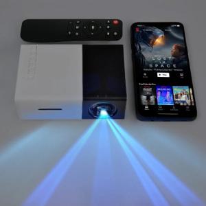 Mini projektor - häftig julklapp