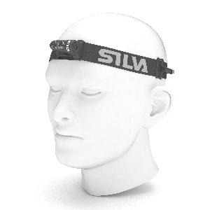 Silva pannlampa - Julklapp för löpning