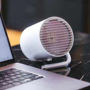 Justerbar USB-fläkt - Julklappstips kontor