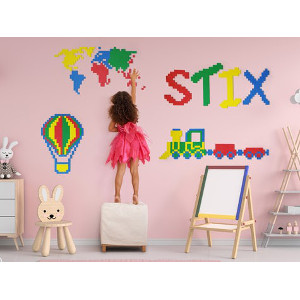 Kreativ väggdekoration