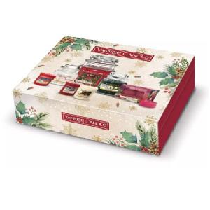 Bästa presentbox med doftljus - Yankee Candle julklapp