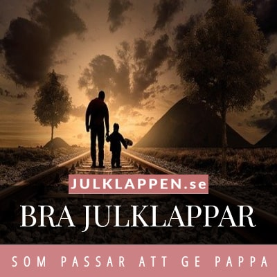 Julklapp pappa - Julklappstips pappa - Present pappa - Presenttips pappa