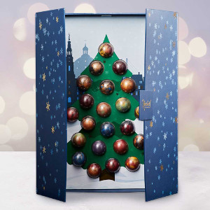 Chokladkalender - 24 days of chocolate art