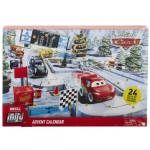 Disney Cars adventskalender 2020