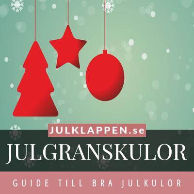 Julgranskulor - Hitta bästa julgranskula - Personliga & fina