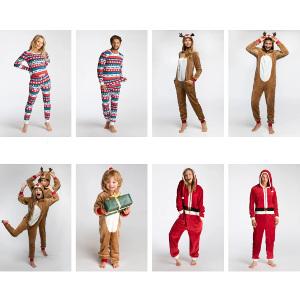 Julpyjamas - För vuxna & barn