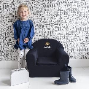barnstol med namn - Julklapp 1-5 år