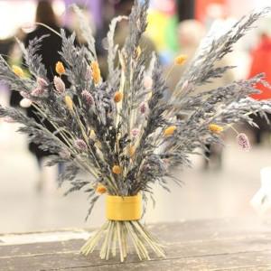Blomsterhållare - Julklapp blommor