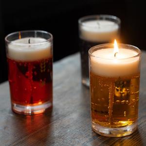 doftljus öl - Julklapp till öldrickare