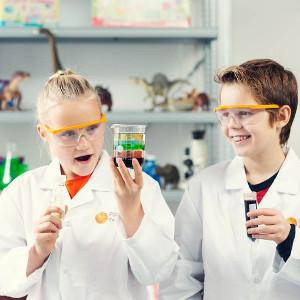 Första labbet - Julklapp till barn