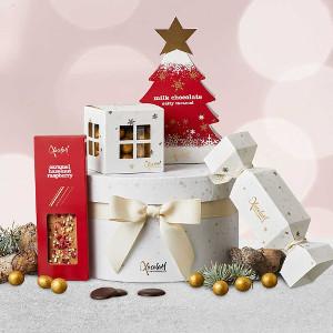 Jullåda med choklad