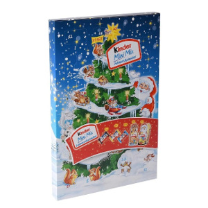 Kinder mini mix - Adventskalender & julkalender 2020