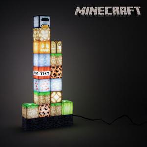 Minecraft lampa - Julklappstips till barn