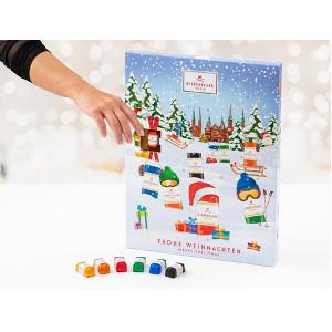 Niederegger marsipankalender - Julkalender med marsipan