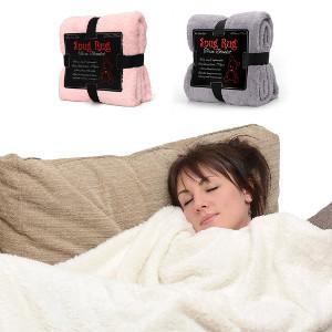 snug rug fleece - Värmande julklapp till henne & honom