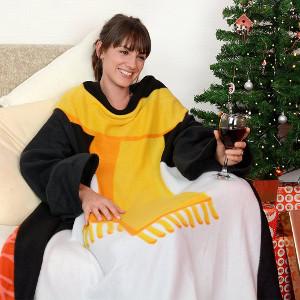 snug rug pingvinfilt - Mysigaste julklappen