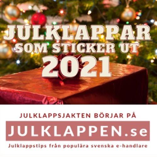 Bästa julklapparna 2021