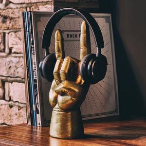Hörlurshållare - Julklapp till musikfantast