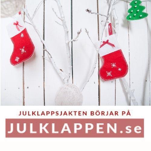 Julstrumpa att fylla med julklappar