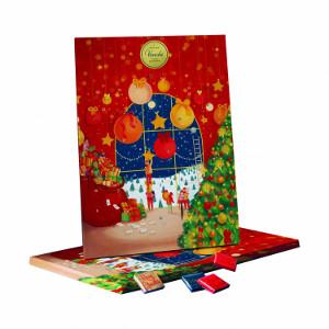 Klassisk chokladkalender 2021
