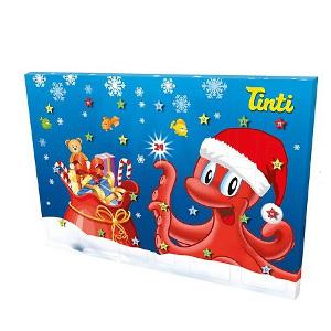 Tinti - Adventskalender små barn