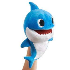 Baby shark - Julklappstips småbarn