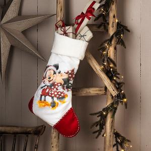 Disney julstrumpa musse pigg
