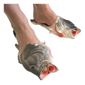 Fisksandaler - Roliga julklappar 2021