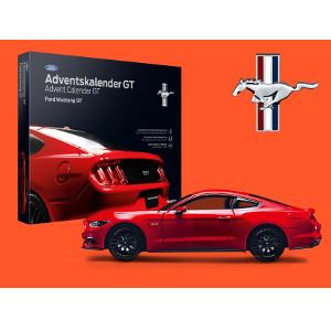 Ford Mustang adventskalender 2021