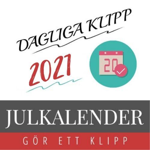 Julkalender 2021