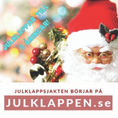 Julklapp 3 år - Julklappstips till 3 åring