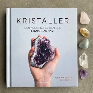Kristaller & bok