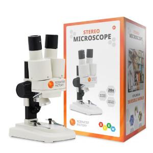 Mikroskop - Spännande julklapp till barn
