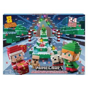 Minecraft adventskalender & julkalender 2021
