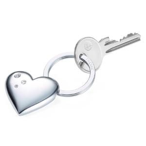 Nyckelring hjärta - Julklapp till flickvän