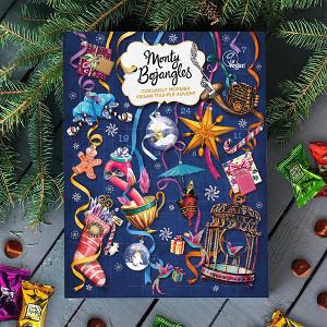 Vegansk chokladkalender