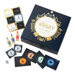 whisky julklapp - The Whisky Game