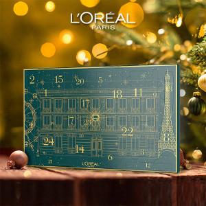 L'Oréal Paris adventskalender 2021