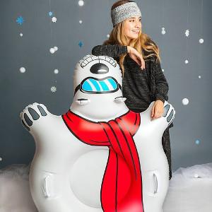 Snow Tube - Julklappstips för utomhuslek på vintern