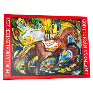 Wermlandschoklad - Ekologisk chokladkalender