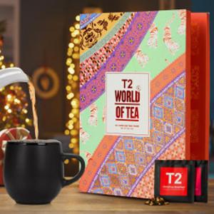 World of tea - Tekalender